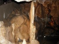 Największy ze stalagnatów