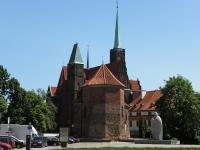 Kościół św. Krzyża i św. Marcina