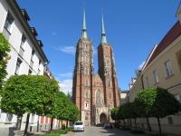 Fasada zachodnia katedry