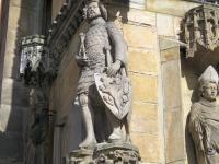 Figura św. Wacława