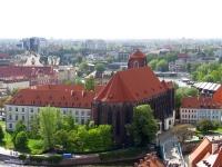 Kościół i dawny klasztor kanoników regularnych na Piasku