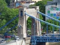 Most Grunwaldzki - detal