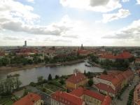 Odra i lewobrzeżne miasto
