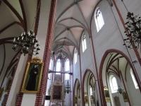 Sklepienia nawy i prezbiterium