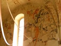Polichromie w prezbiterium