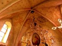 Polichromie prezbiterium