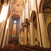 Nawa główna kościoła św. Mikołaja