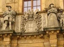 Książę brzeski Jerzy z małżonką
