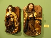 Św. Jan i Jan Chrzciciel (Muz. Narodowe Wrocław)