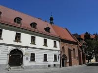 Kościół św. Idziego - elecacja pd. i portal wejściowy