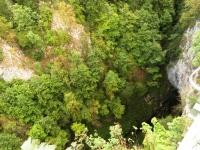 Widoki z górnego mostku