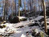 Podejście pod Duże Olbrzymki