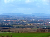 Świebodzice i Góry Kaczawskie - rejon Poręby