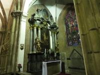 Jedna z kaplic nawy południowej