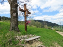 Krzyż nad Smyrakami