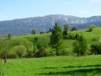 Babia Góra z Czatoży