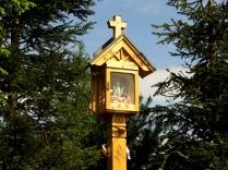 Kapliczka na Markowych Rówienkach