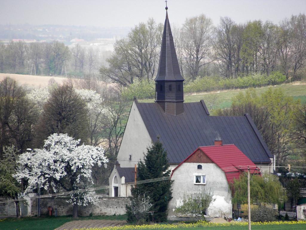 Kościółek w Gogołowie