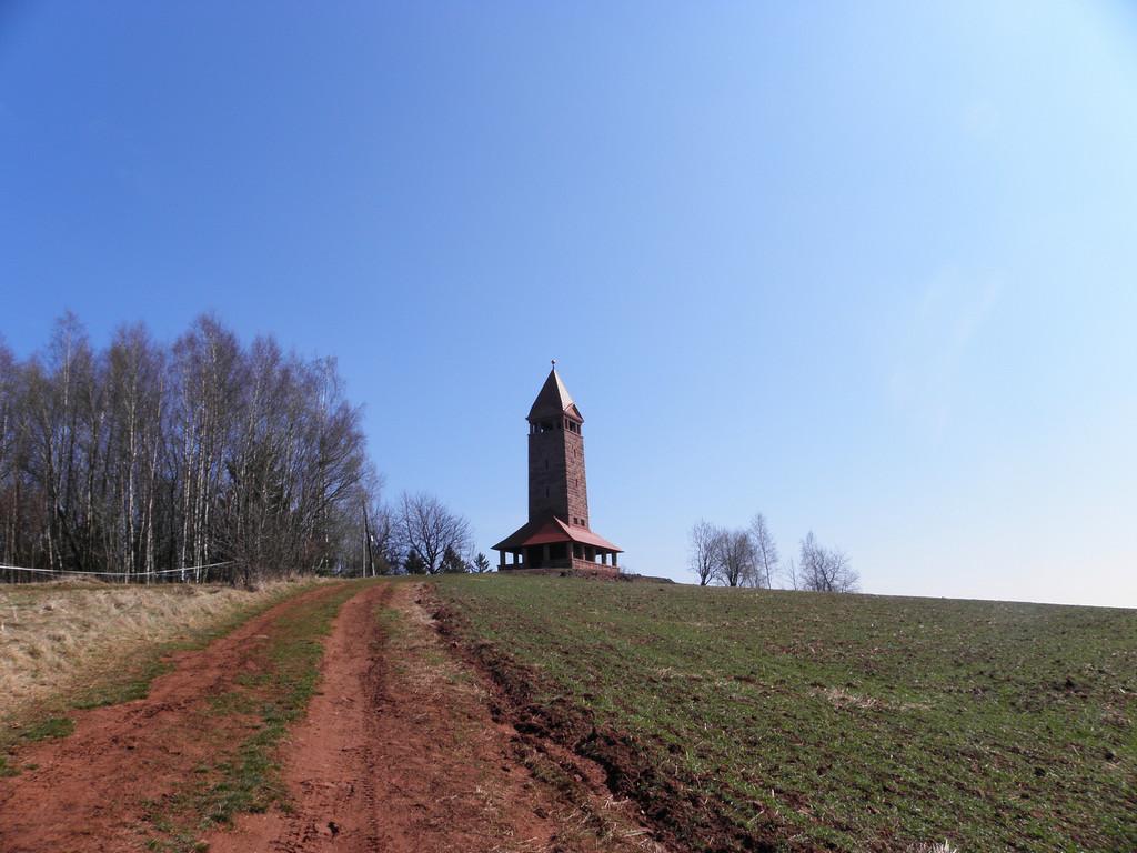 Wieża widokowa na G. św. Anny