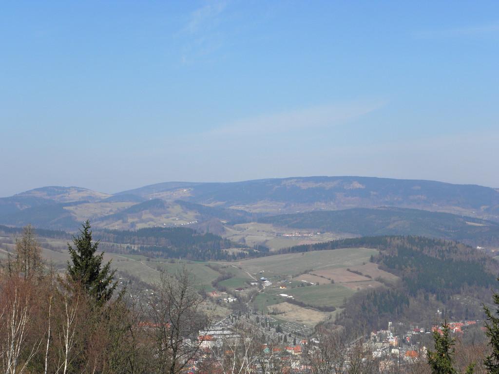 Widoki z G. św. Anny - Wielka Sowa