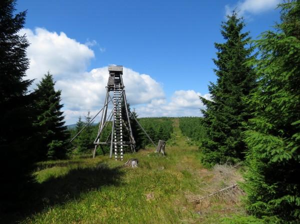 Szlak na Jelenie Łączki