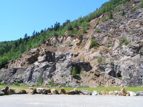 Quarry in Zloty Stok