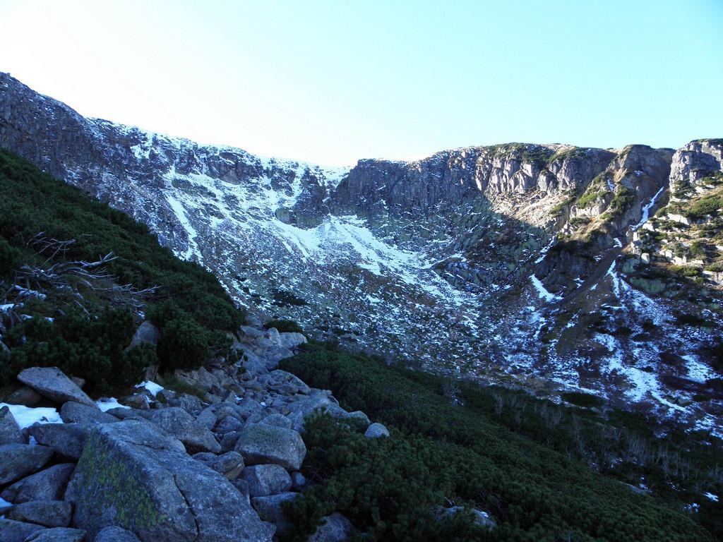 Path to Mały Śnieżny Kocioł