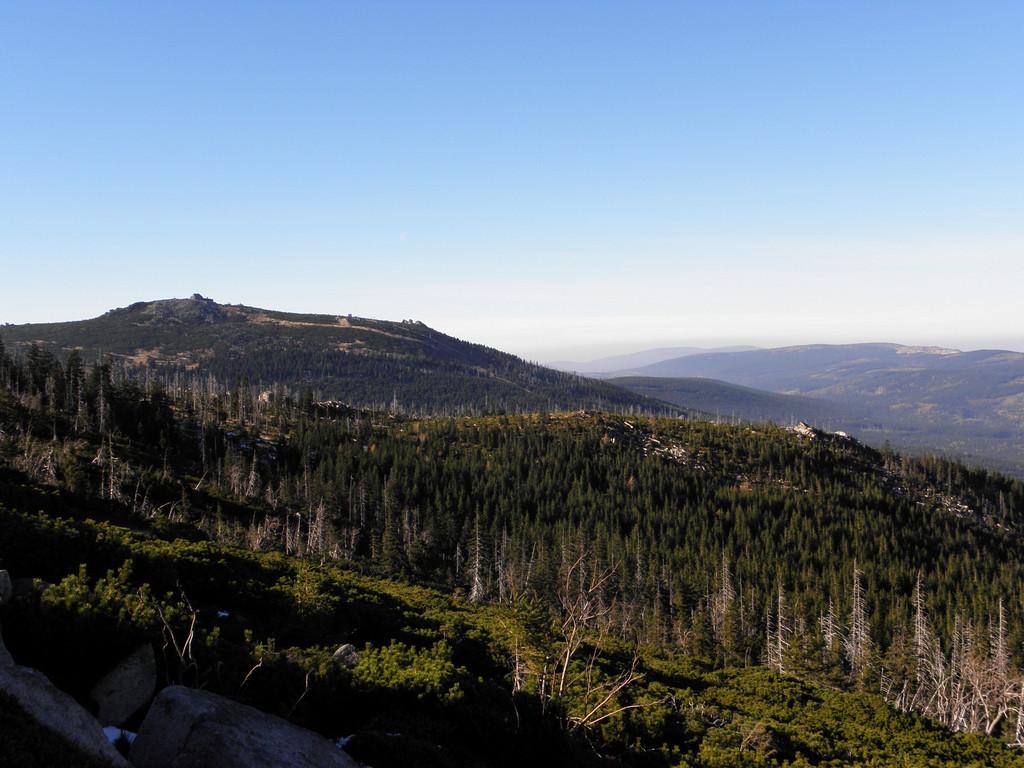 Szrenica - view from slopes of Łabski Szczyt