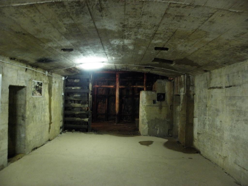 Osowka - underground complex