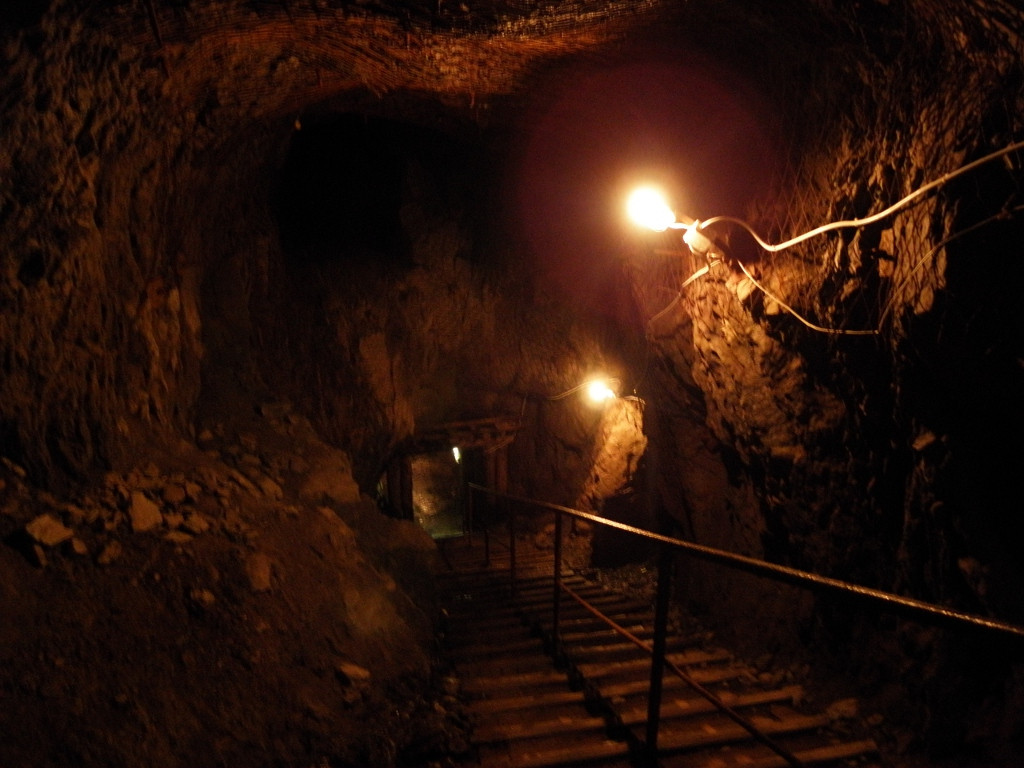 Undergrounds of Osowka