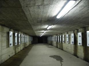 Concrete hall
