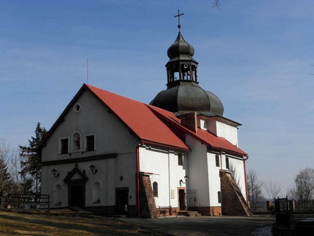Kościół MB Bolesnej - Nowa Ruda Słupiec