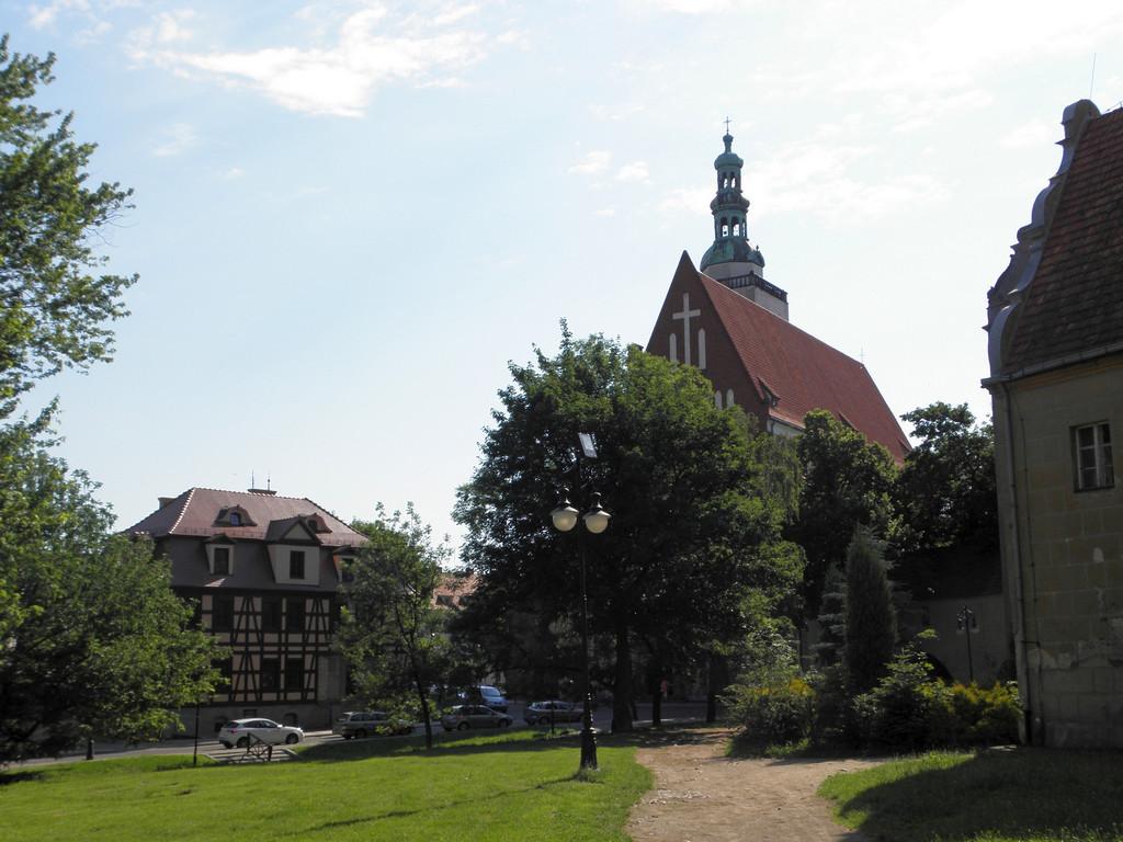 Bazylika mniejsza w Oleśnicy