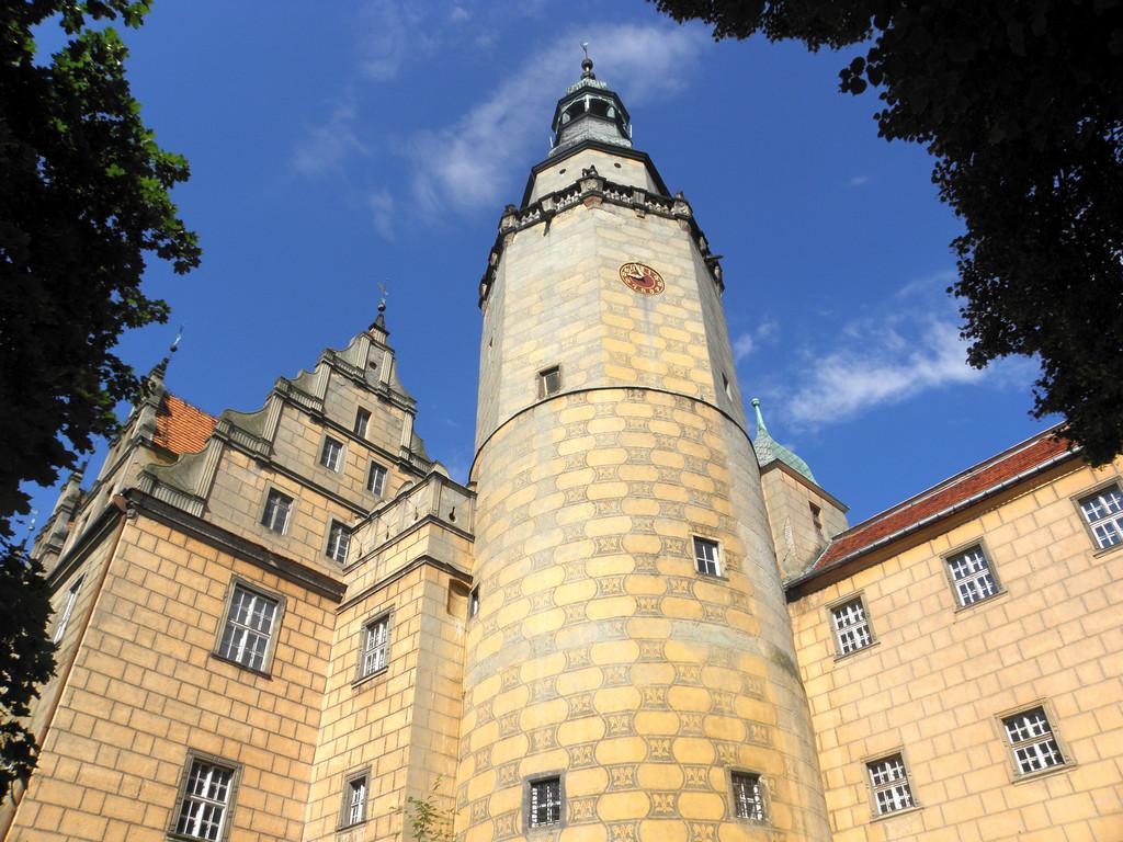 Wieża zamku w Oleśnicy