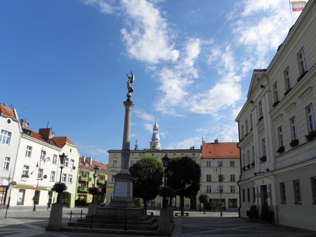 Rynek w Oleśnicy