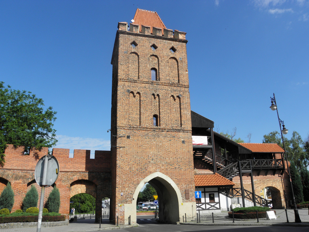 Brama Wrocławska w Oleśnicy