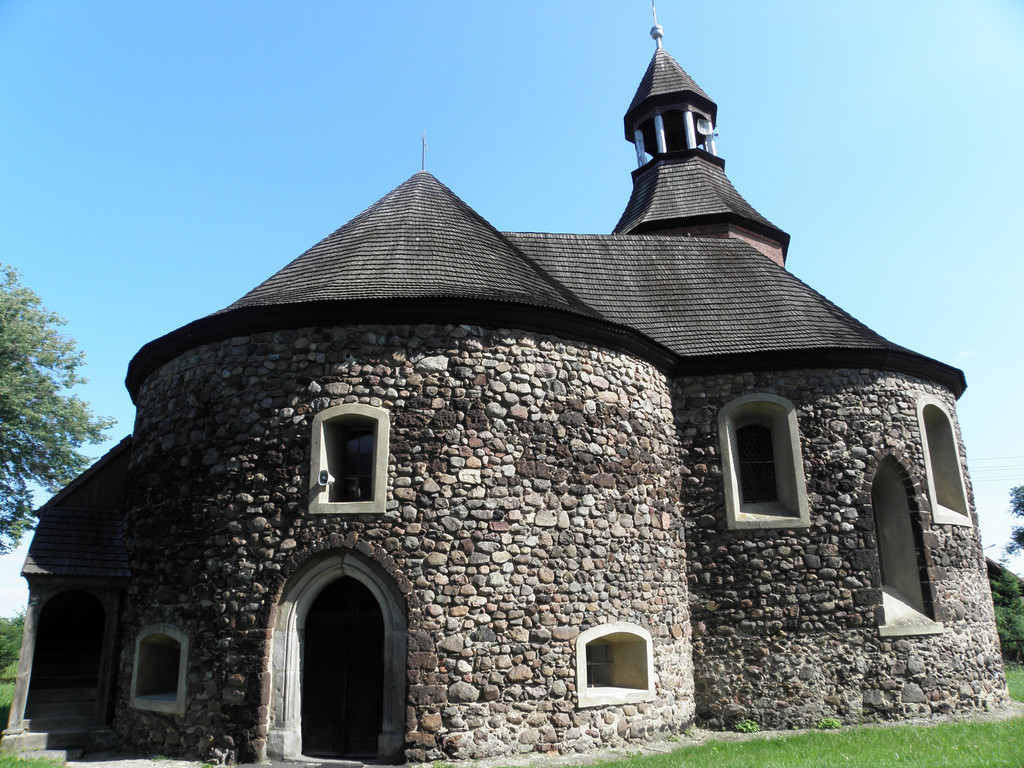 Rotunda w Stroni