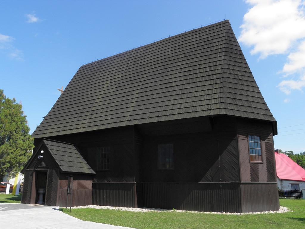 Kościół w Szczodrowie
