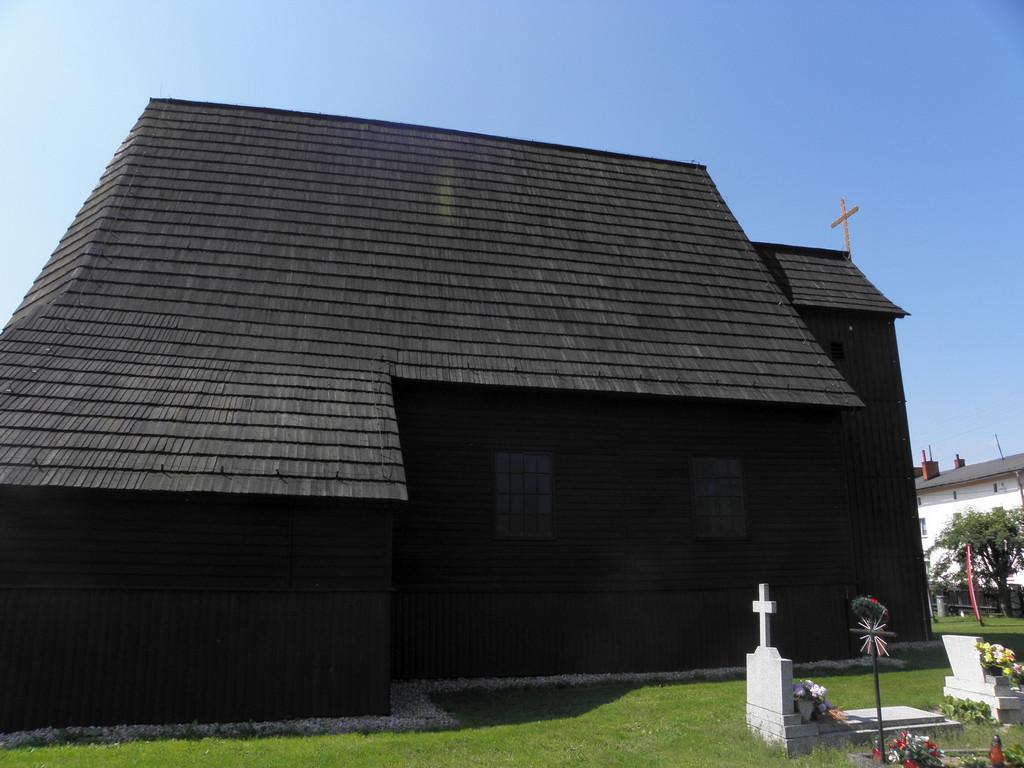 Szczodrowski kościół