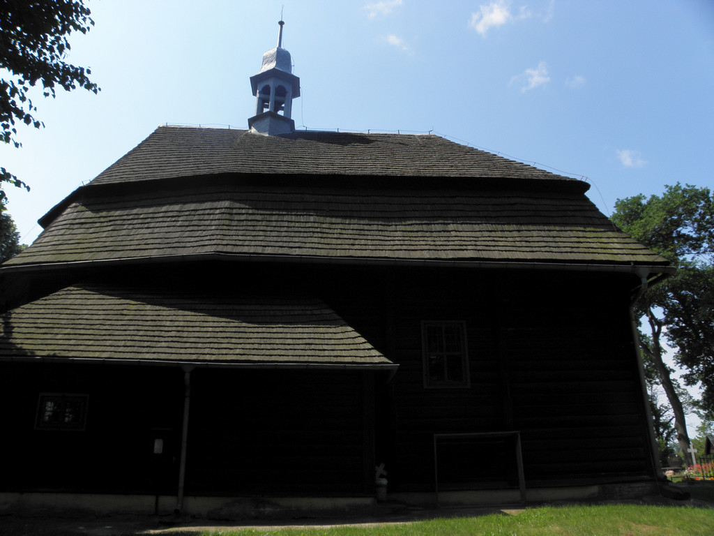 Północna fasada w Św. Marku