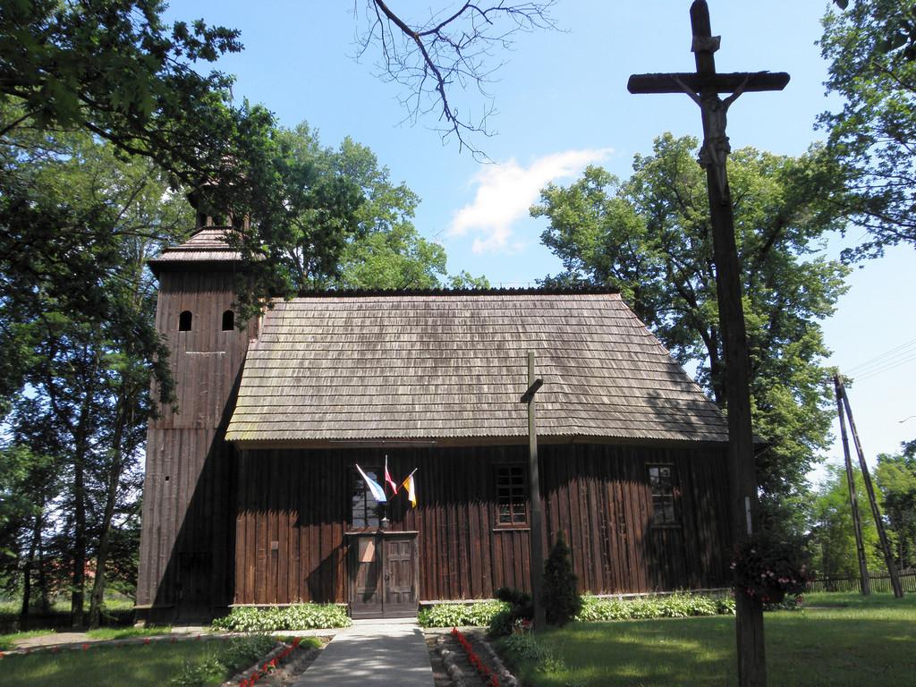 Kościół w Dziesławicach
