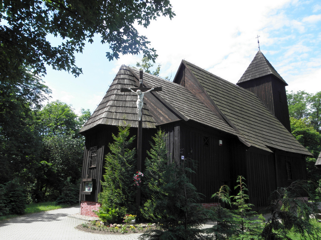 Kościółek w Chełstowie