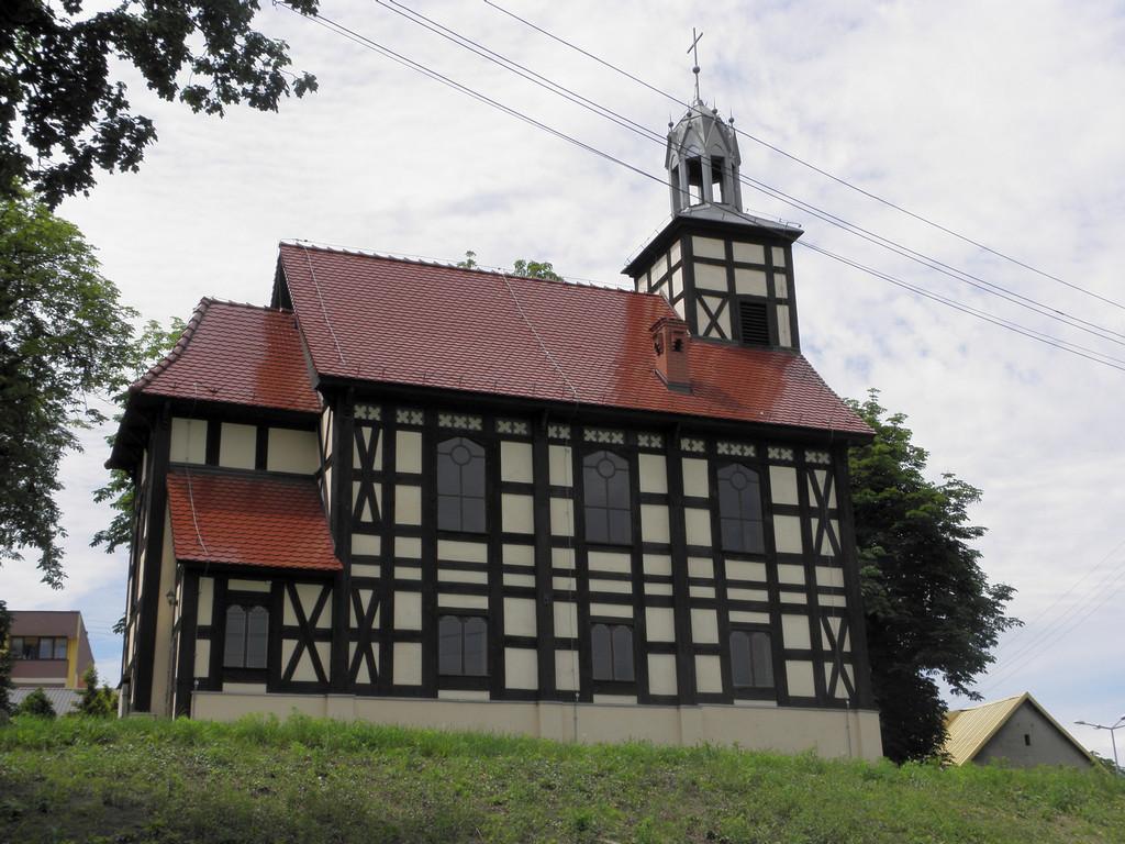 Kościółek w Twardogórze