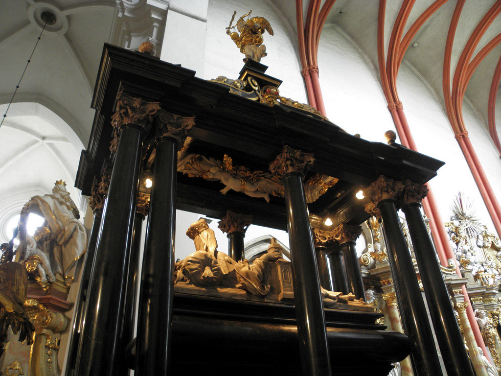 Sarkofag św. Jadwigi śląskiej