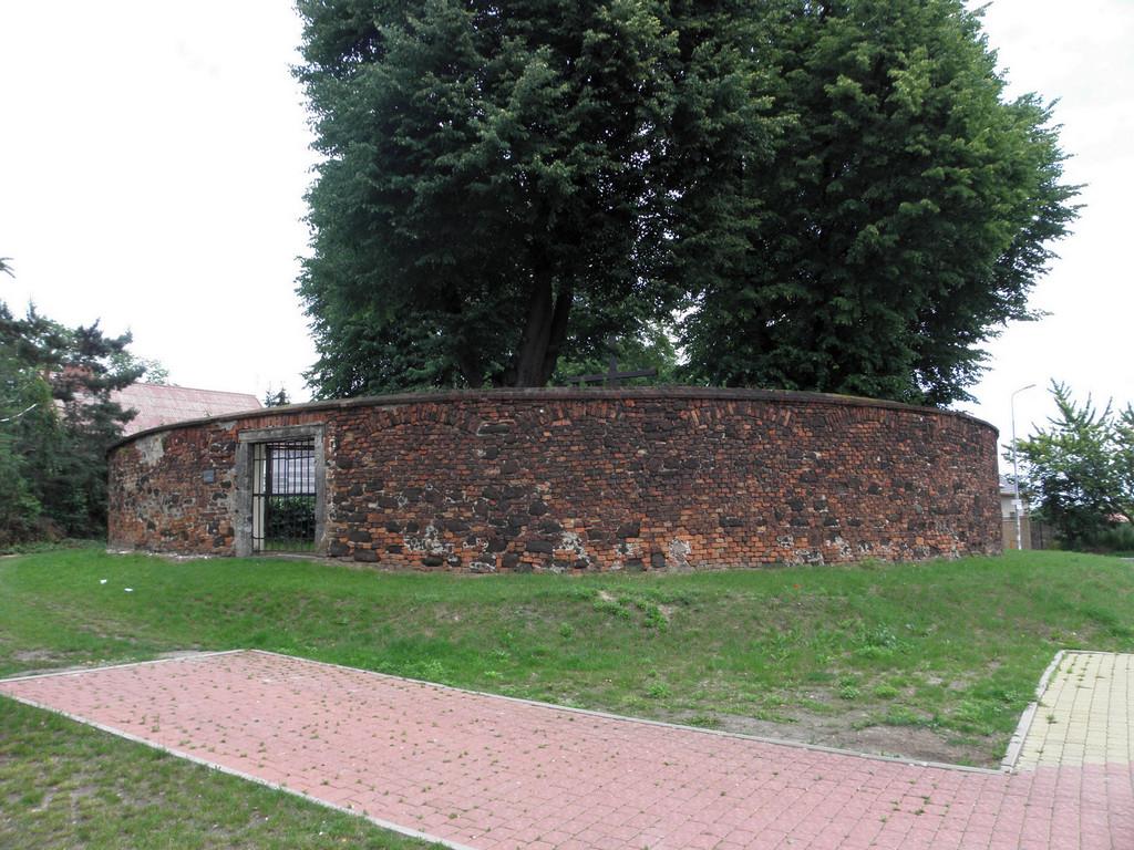 Rotunda Pięciu Stołów w Trzebnicy
