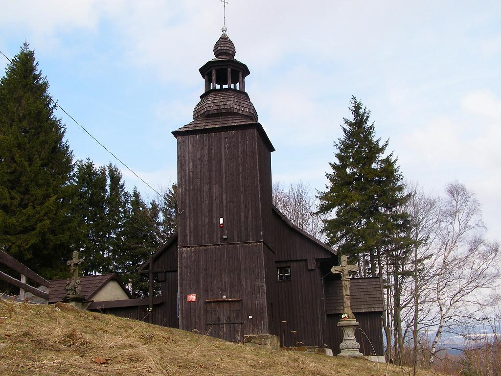 St. Michael's church in Kamienczyk