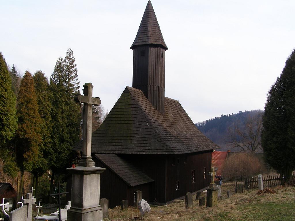 Graveyard in Zalesie