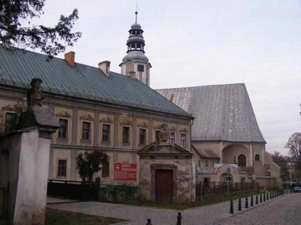 Church in Miedzylesie
