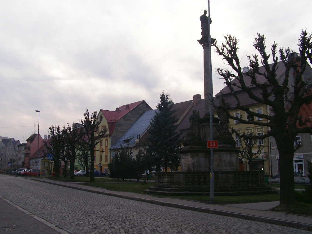 Town centre of Miedzylesie