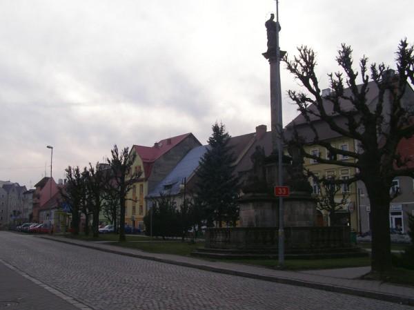 Town centre of Miedzylesie